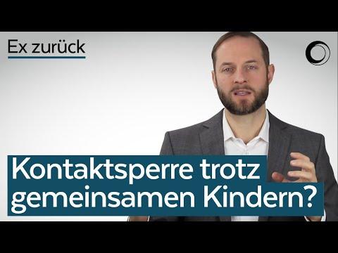 EX Freundin/Freund zurück gewinnen | Vid4 - Kontaktsperre mit Kindern | Beziehungscoaching