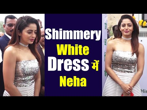 Neha Pendse's white shimmery outfit will take your breath away; Watch Video | FilmiBeat thumbnail