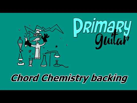 Primary Guitar Chord Chemistry Backing Youtube
