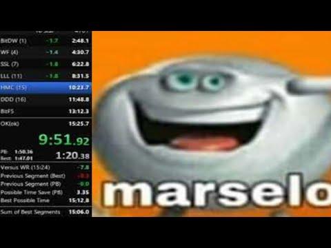 MARCELO SPEEDRUN (00:29:22)(any%) Record Mundial
