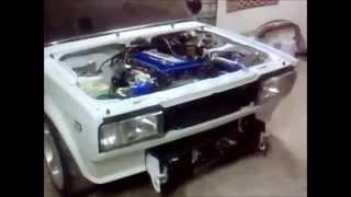 Лада 2104+Nissan Silvia S13