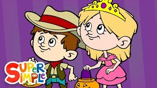 Baixar One For You, One For Me | Halloween Song | Super Simple Songs