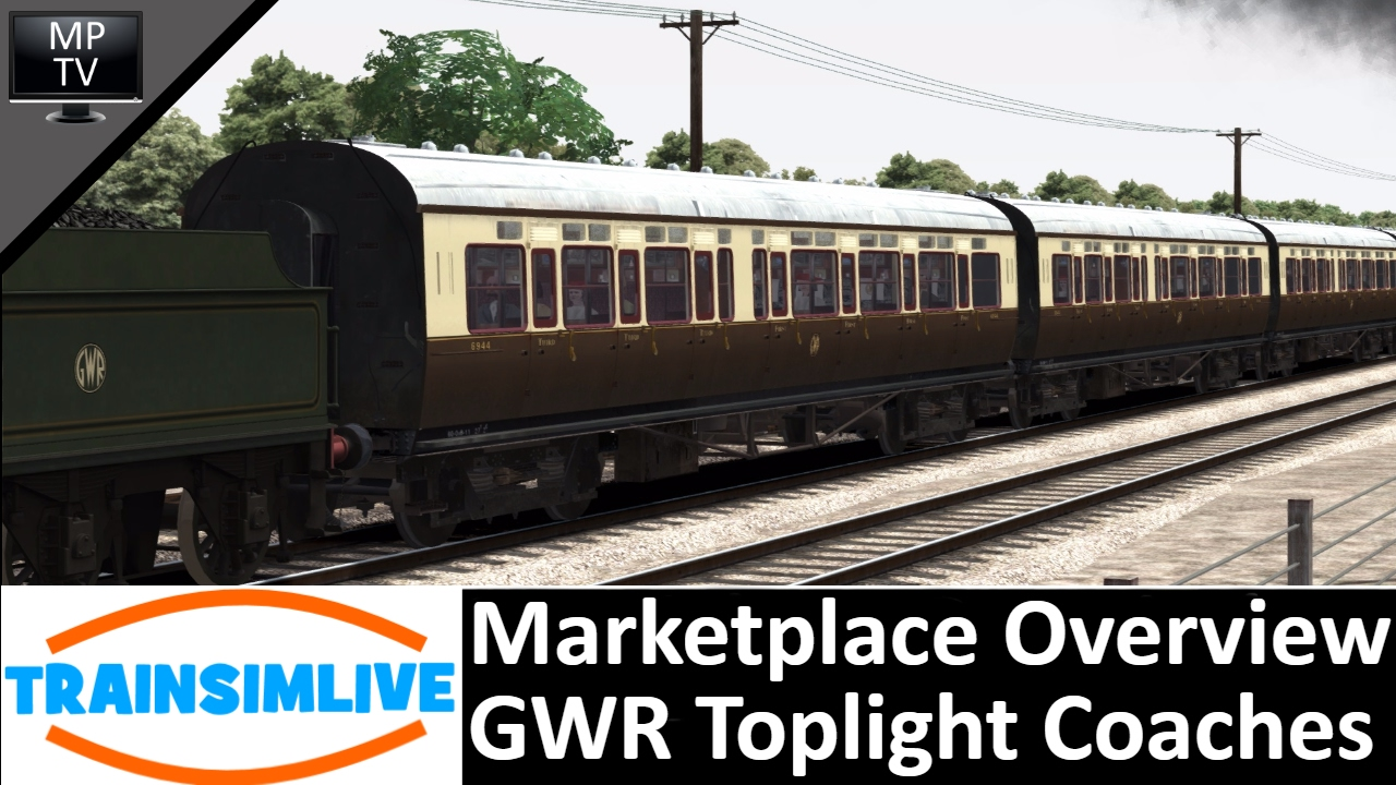 Railworks TS2014 DT British Railways Wagons Pack