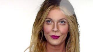 Drew Barrymore Makeup Transformation