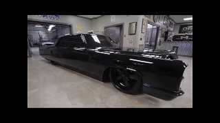Pony S Murdered Out 1966 Cadillac Coupe Deville 2016 11 25