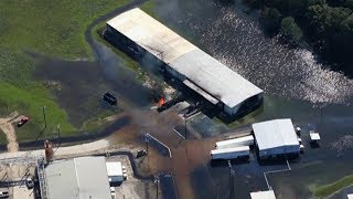 Should Texas Residents Know the Chemicals They're Breathing After the Arkema Plant Explosion?