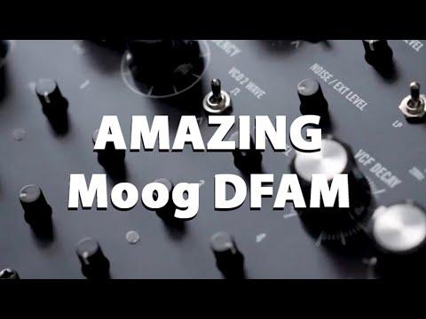DENEB | Moog DFAM And TC Electronic Triple Delay