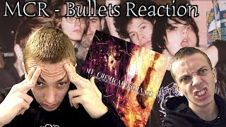 My Chemical Romance - I Brought You Bullets REACTION/REVIEW