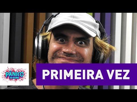 Zéu Britto conta história hilária sobre sua primeira vez | Pânico