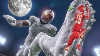 EMBARRASSING MAHOMES & CHIEFS ON NATIONAL TV! Madden 18 Career Mode Gameplay Ep. 8