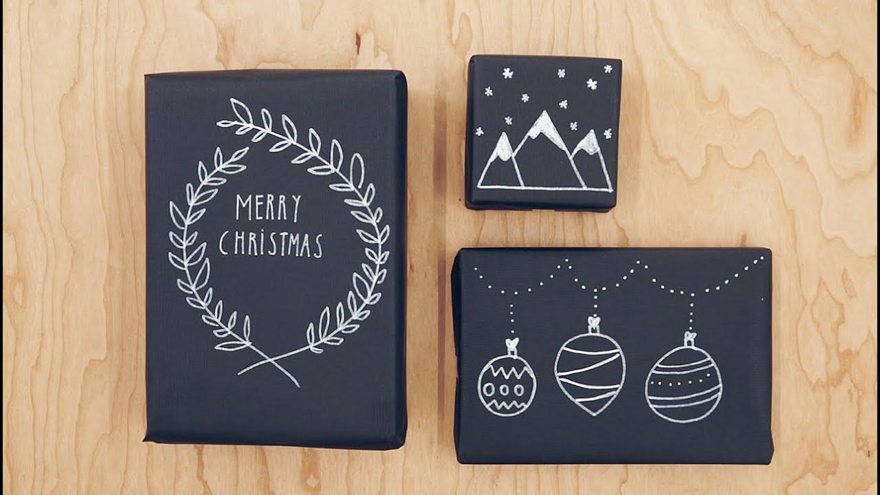 Geschenkverpackung: 3 DIY Ideen für einfache Verpackungen