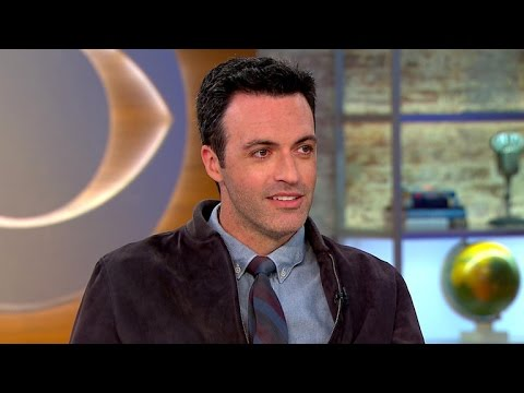 "Reid Scott on acting as ""CBS This Morning"" host on ""Veep"""