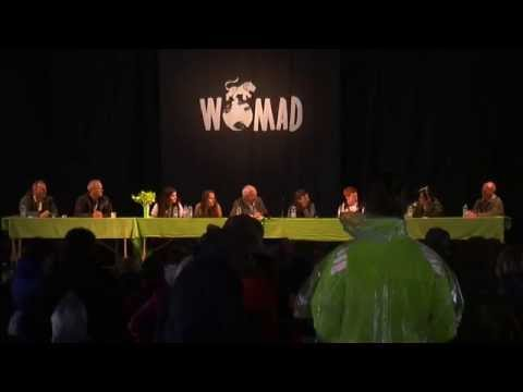 The Ecotricity #YoungGreenBriton Chat LIVE from WOMAD 2015