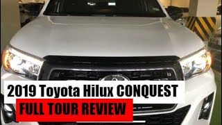2019 Toyota Hilux Conquest 2.4L 6spd MT || FULL TOUR REVIEW