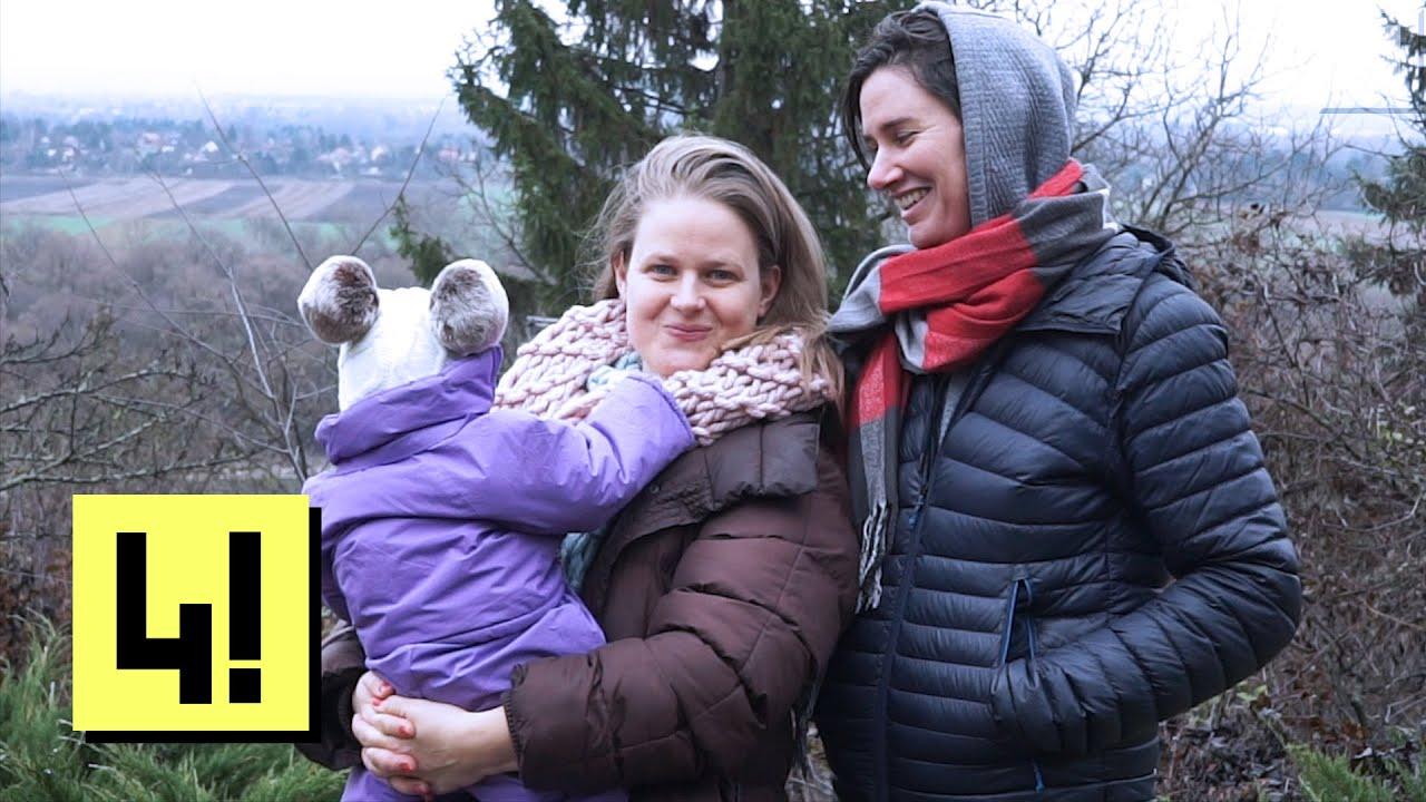 A gyűlöletpolitika miatt költözne egy kisgyermekes leszbikus család