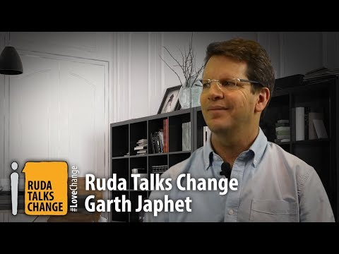 Garth Japhet, Heart and Soul Adventurer, On How Stories Make Us Human