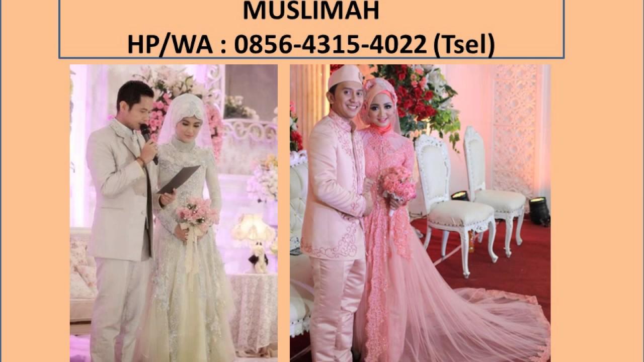 10-10-10(Tsel),jual kebaya pengantin muslimah semarang - YouTube