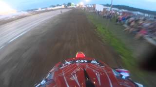 Holmes County Faircross 2014 || 250A/250B/OpenB Main