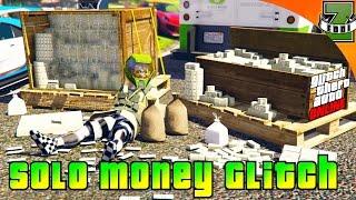 BESTER SOLO GELD GLITCH in GTA 5 ONLINE | GTA 5 NEW SOLO UNLIMITED MONEY GLITCH |