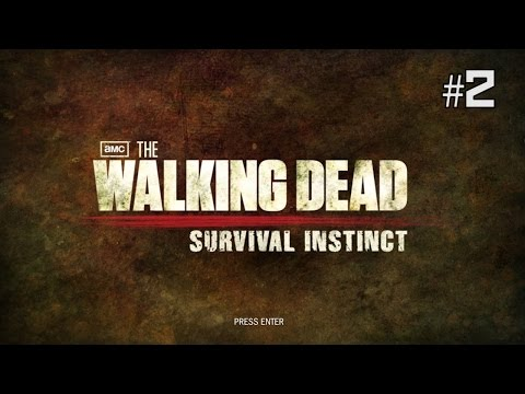 Twitch Livestream | The Walking Dead Survival Instincts Part 2 (FINAL) [PC]