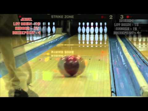 900 Global Wisdom Pearl Bowling Ball Reaction Video Ball Review
