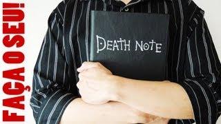 Death Note: Faça o seu!