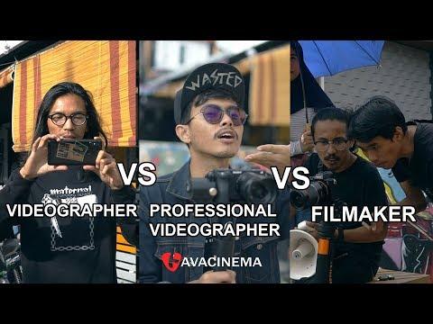 CERITA VIDEOGRAPHER vs