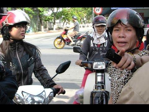 Nguyễn Hồng Xuân Trường nữ hiệp sĩ bắt cướp trên đường phố