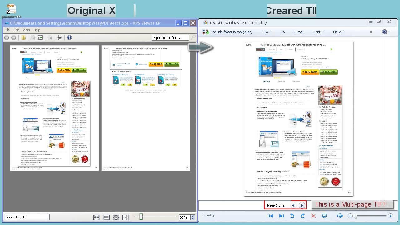 xps to pdf converter gratuit