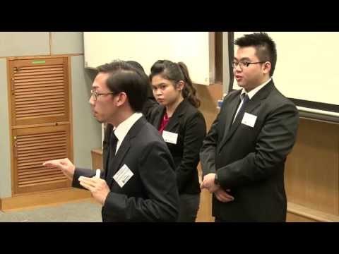 HSBC Asia Pacific Business Case Competition 2013 - Round1 C1 - UBD