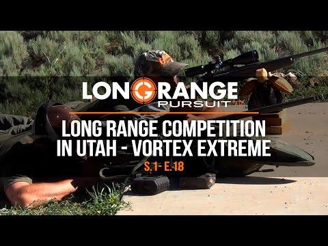 Long Range Pursuit | S1 E18 Long Range Competition in Utah