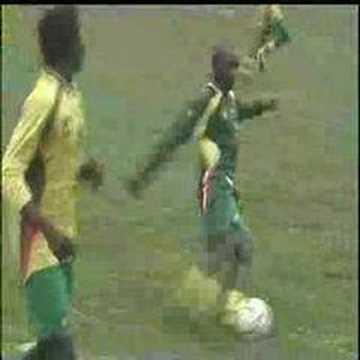 Lions indomptables- Africa Sport