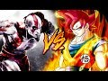 Download GOKU VS. KRATOS RAP EPIC (Dragon Ball Super & GOD OF WAR) Ft. BTH & MAYCOL MP3 song and Music Video