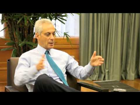 Mayor Emanuel on  Superintendent Garry McCarthy's comments on the Rekia Boyd case