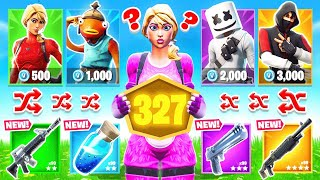 RANKED ARENA 'RANDOM' Skin CHALLENGE -NOUVEAU Mode de jeu dans Fortnite Battle Royale