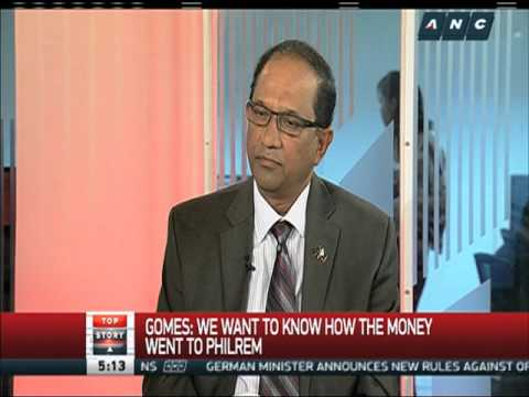 Gomes: Bangladesh expects PH to recover $81-M
