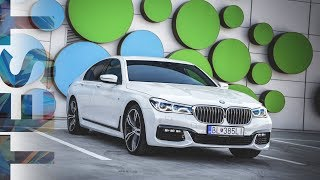 2016 BMW 730d xDrive | TEST