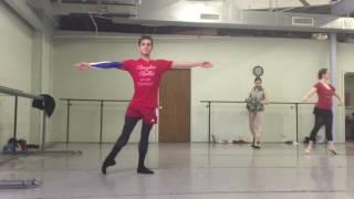 Jorge Barani / Ballet - Turns