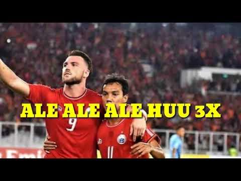 Lirik lagu PERSIJA-ALE ALE ALE HUU
