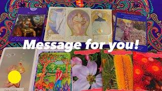🌼ライブ配信🌼今日もあなたに必要なメッセージfortune your futureするよ〜い🌼タロットリーディング🌼