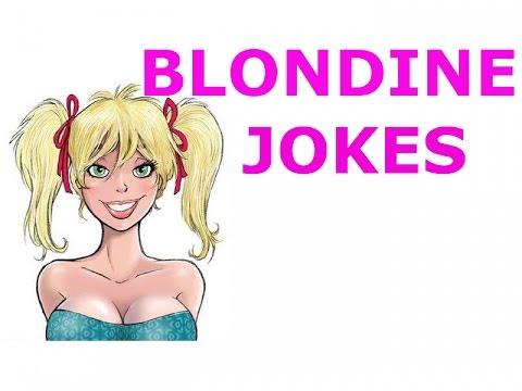 BLONDINER! - Jokes Og Vittigheder #3