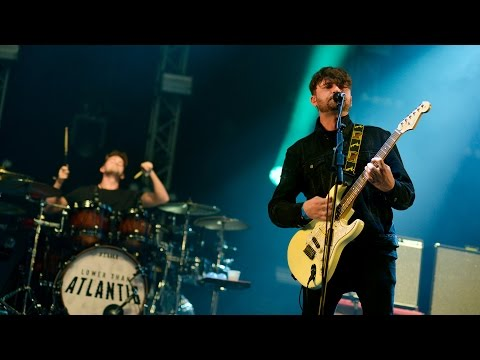 Lower Than Atlantis - Words Don't Come So Easily (Radio 1's Big Weekend 2015)