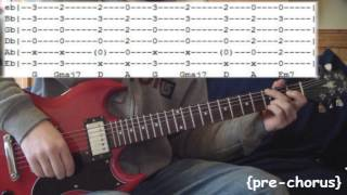 DOWNLOAD Stand Inside Your Love By Smashing Pumpkins Full Guitar Lesson Tabs MP3