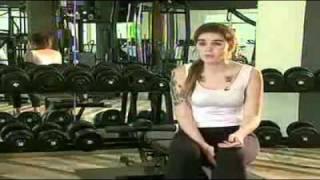 Renata Virtuozo que emagreceu 31 quilos sem remédio, sem academia, no Estúdio SC