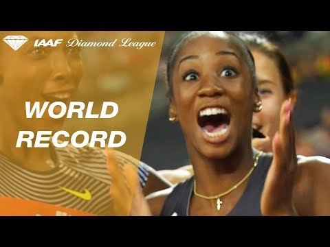Throwback: World Records - IAAF Diamond League