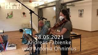 FLEET RADIO 28.05.2021: Andreas Fabienke und Antonia Ohnimus