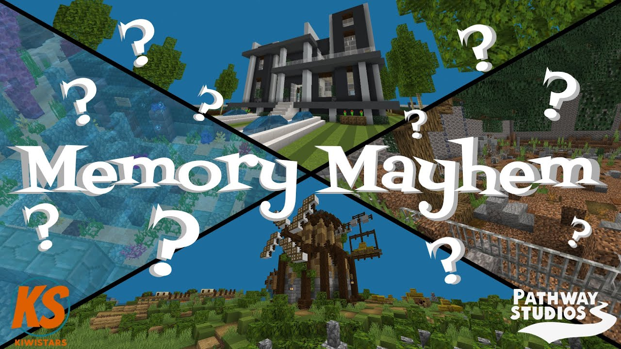 Memory Mayhem Release Trailer | Minecraft Marketplace