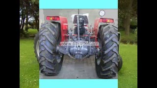 Massey Ferguson Tractor MF 385 (4 WD 85 HP).wmv