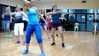 Fiesta Buena- Zumba® fitness class with Sagit