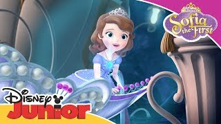 Sofia the First | Sofia's Magical Boat Ride| Disney Junior Arabia